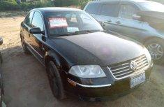 Volkswagen Passat 2003 Black for sale