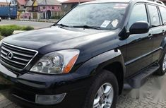 Tokunbo Lexus GX470 2006 Black for sale