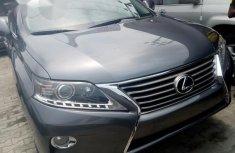 Lexus Rx350 2014 Gray for sale