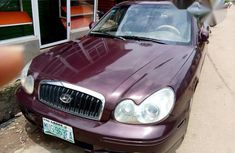 Hyundai Sonata 2004 Red for sale