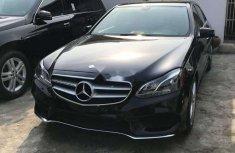 Mercedes-Benz E350 2014 for sale