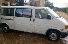 Tokunbo Volkswagen Transporter 2002 White