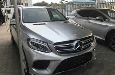 Mercedes Benz Gle350 2016 Silver for sale
