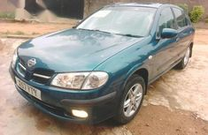 Nissan Almera 2002 Blue for sale
