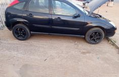 Ford Focus 2003 Black for sale