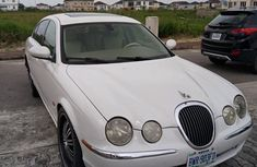 Jaguar S-type 2006 White for sale