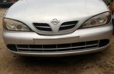 Neat Tokunbo Nissan Primera 2000 Silver