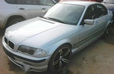 Bmw 318i 2002 Silver for sale