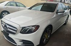 Almost Brand Mercedes-benz E300 2017 White