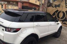 Clean Naija Used Range Rover Evoque 2013 White