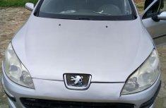 Clean Peugeot 407 2004 Gray