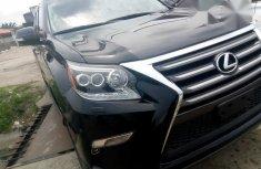 Lexus Gx460 2015 Black for sale