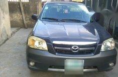Mazda Tribute 2006 Silver for sale