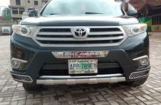 Toyota Highlander 2013 Black for sale