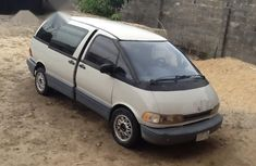 Neatly Used Toyota Previa 1999 Beige