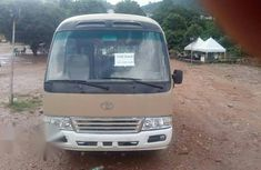 Toyota Coaster Bus 2002 Brown for sale