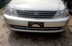 Toyota Avalon 2004 Silver for sale