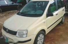 Fiat Panda 1999 Yellow for sale