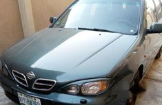 Nissan Primera 2002 Green Colour for sale