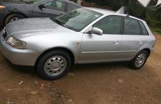 Clean Audi A3 2005 Gray for sale
