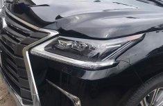 Lexus LX570 2016 Black for sale