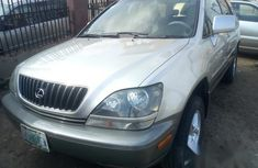 Used Lexus RX300 1999 Silver