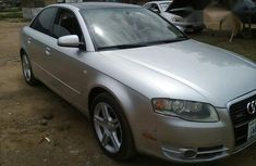Audi A4 2007 Silver for sale