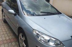 Clean Tokunbo Peugeot 407 2004 Blue