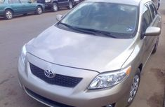 Clean Toyota Corolla 2010 for sale