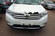 2013 Toyota Highlander Petrol Automatic