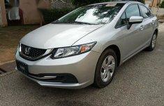 Honda Civic 2014 Silver for sale