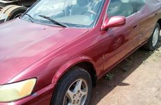 Toyota Camry 1999 Red for sale