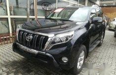 Clean Toyota Land Cruiser Prado VX 2014 Black
