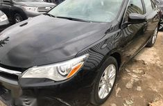 Toyota Camry 2014 Black for sale