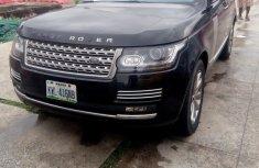 Land Rover Range Rover Vogue 2015 Black