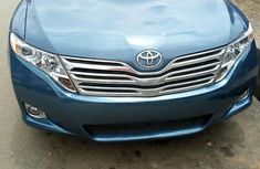 Toyota Venza 2009 Blue for sale