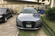 Audi A6 2015 Automatic Petrol ₦14,500,000
