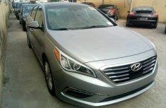 Hyundai Sonata 2015 Silver for sale