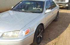 Used Toyota Camry 1997 Silver