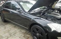Clean Mercedes S350 2008 Black for sale