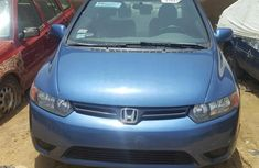 Honda Civic 2006 Blue for sale