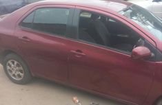 Toyota Yaris 2007 Red for sale