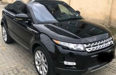 Range Rover Evoque 2014 Black for sale