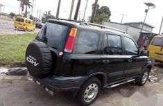 Honda Crv 2000 Black for sale