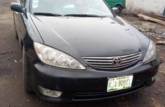 Toyota Camry V6 2004 Black for sale