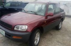 Toyota Rav4 1999 Red for sale
