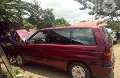 Mazda Mpv 2000 Red for sale