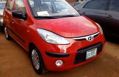 Hyundai i10 2011 Manual Petrol ₦900,000