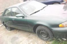Mazda 323 2002 Green for sale