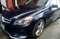 2014 Mercedes-Benz E350 Automatic Petrol well maintained